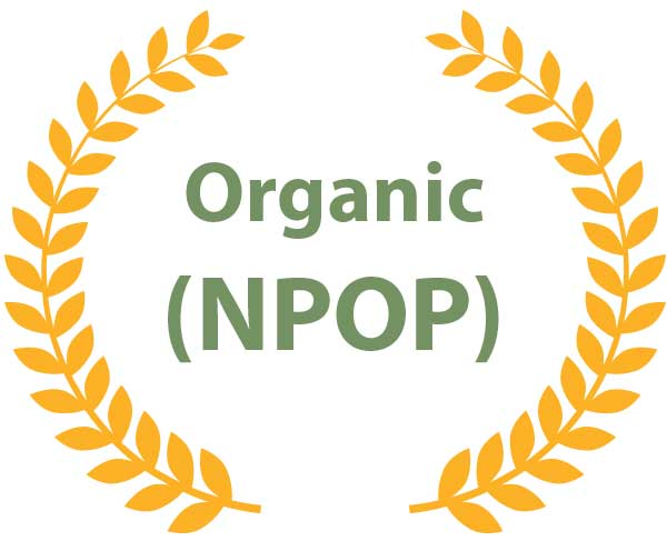 Certification - Organic (NPOP)