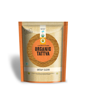 Organic Brown Sugar 500gm