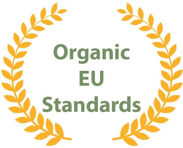 Certification - Organic EU Standards