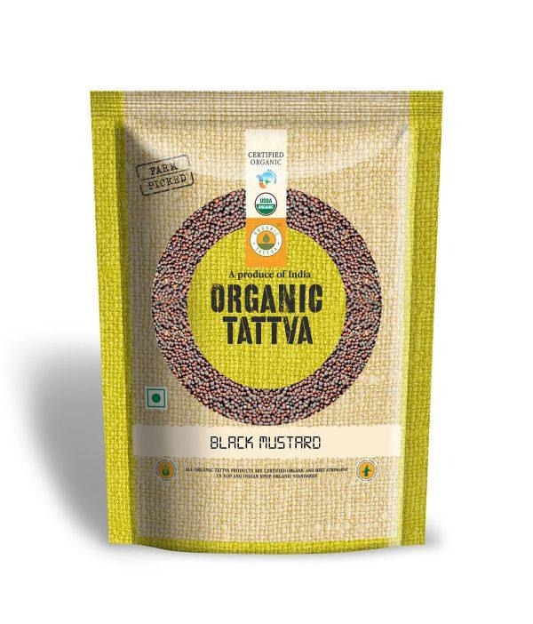 Organic Black Rai