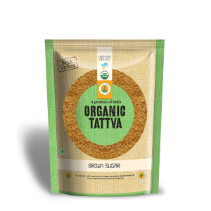 Organic Brown Sugar 1kg