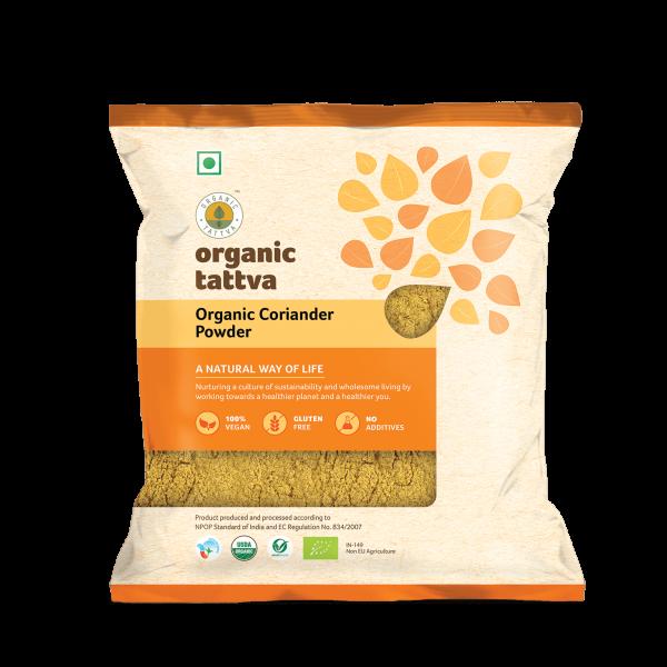 Ground Spices 100gm Coriander_FOP