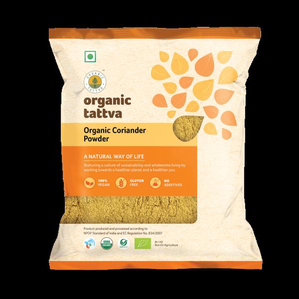 Organic Coriander Powder (200gm)
