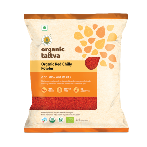 Organic Red Chilli Powder (200gm)