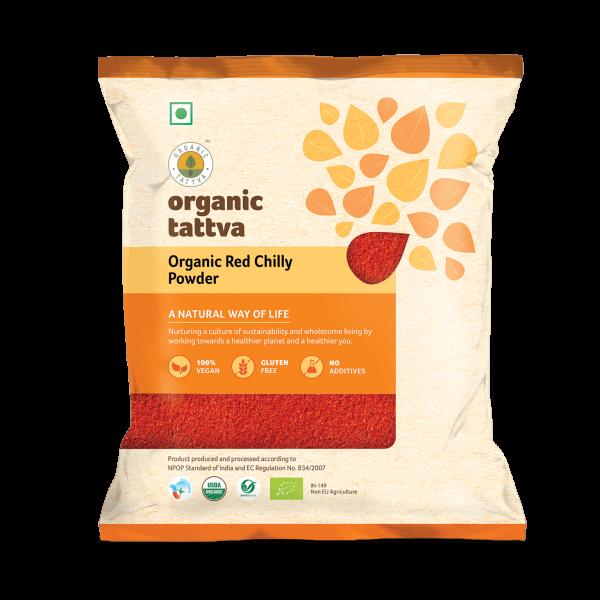 Organic Red Chilli Powder (200gm)
