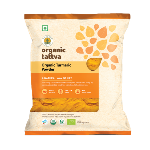 Organic Turmeric Powder (200gm)