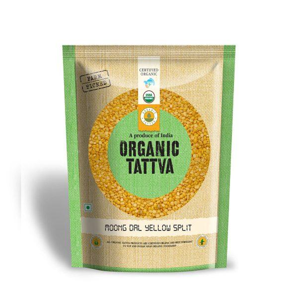 Organic Mung Dal