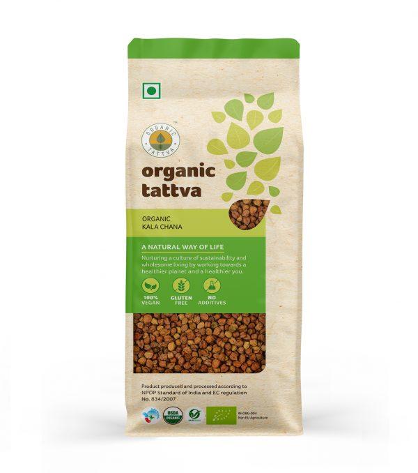 Organic Kala Chana (500gm)