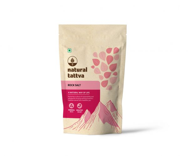 Organic Tattva's Rock Salt