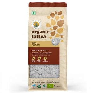 Organic Rice Flour (500gm)