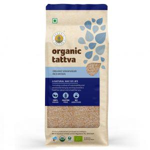 Organic Sonamasuri Brown Rice (1kg)