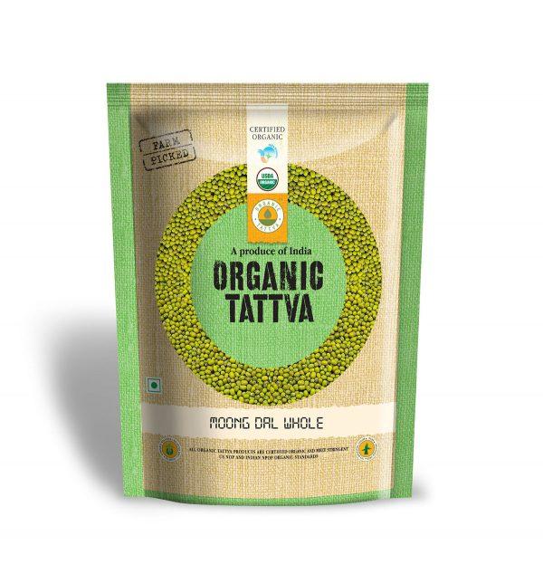 Organic Mung