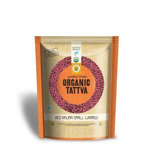 Organic Red Rajma Small (Jammu)