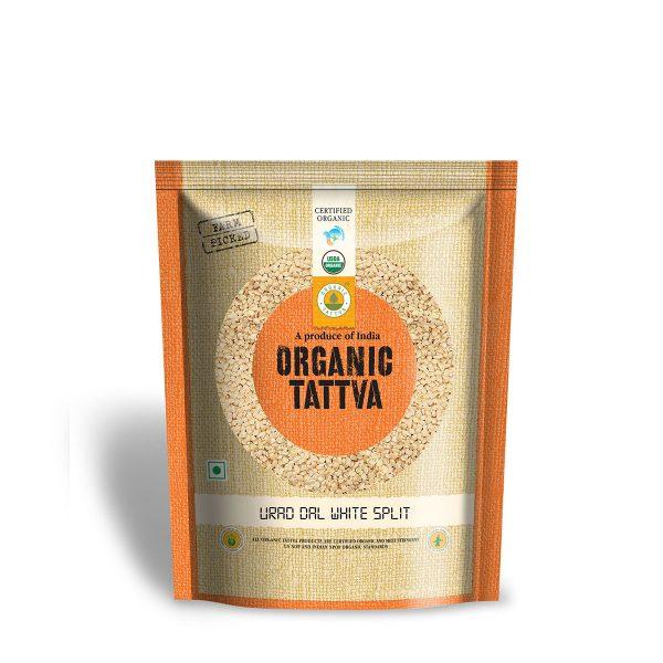 Organic Urad Dal White Split