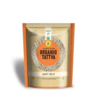 Buy Organic Wheat Dalia (500g)