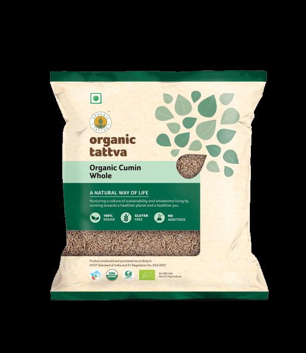 Organic Cumin Whole (100g)