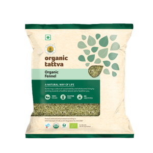 Organic Fennel (100gm)