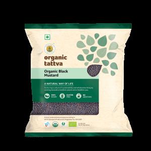 Organic Black Mustard (100gm)