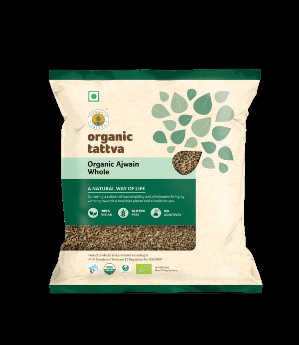 Organic Ajwain Whole (100g)