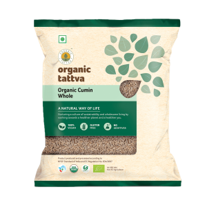 Organic Cumin Whole (200gm)