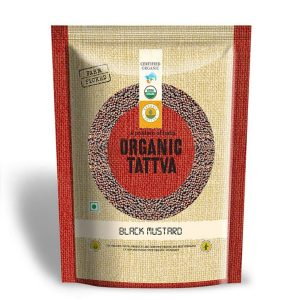 Organic Black Mustard