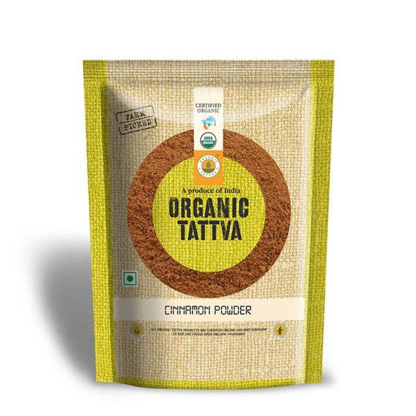 Organic Cinnamon Powder (100gm)