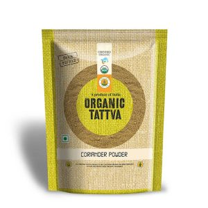 Organic Coriander Powder (100gm)