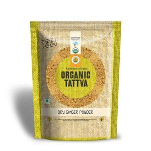 Organic Dry Ginger Powder