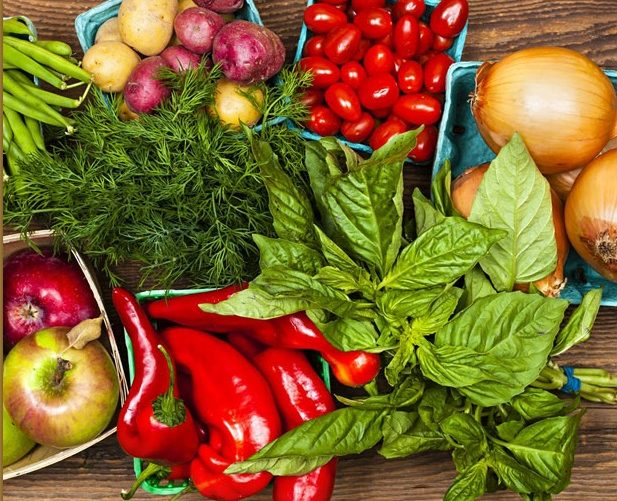 Why to go for Organic Foods