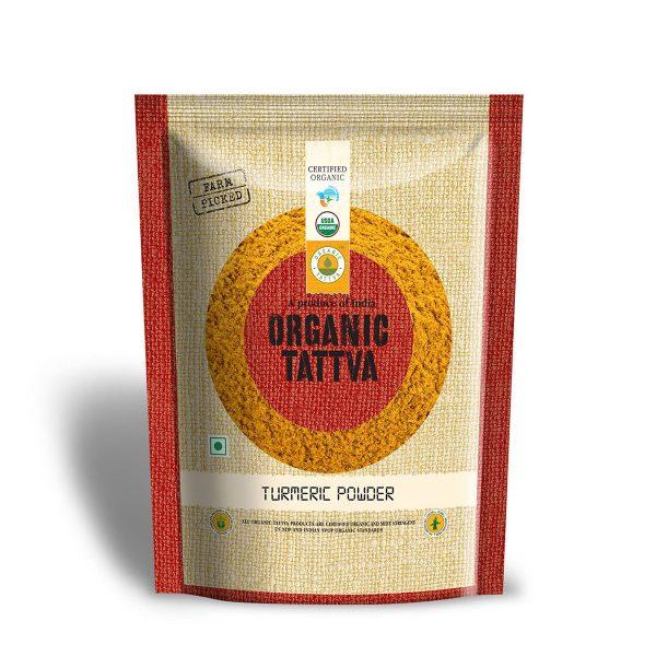 Organic Turmeric Powder (100gm)