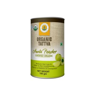 Organic Amla Powder (100gm)