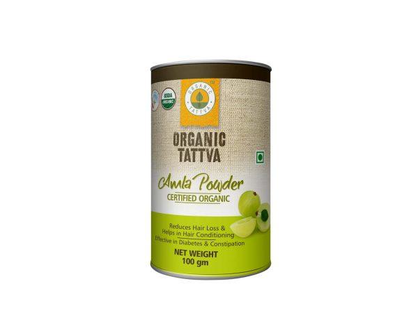 Organic Amla Powder (100gm)