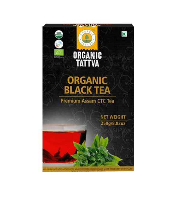 Organic Black CTC Tea