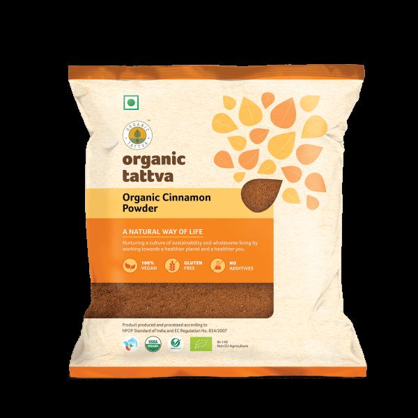 Ground Spices 100gm_Cinnamon powder_FOP