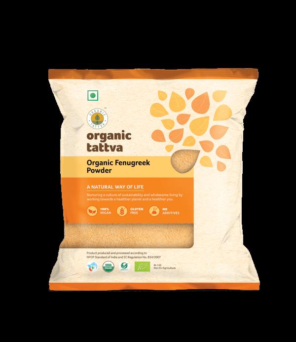 Organic Fenugreek Powder (100gm)