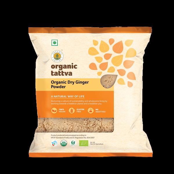 Organic Dry Ginger Powder (50gm)