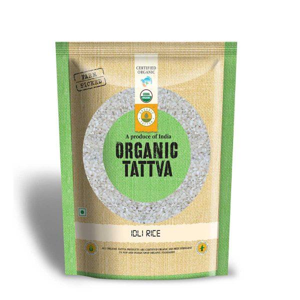 Organic Idli Rice