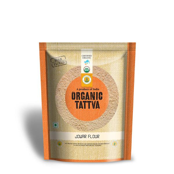 Organic Jowar Flour