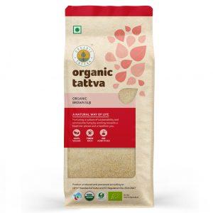 Organic Brown Suji