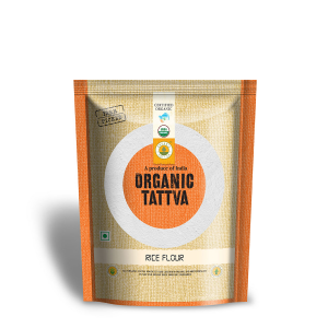 Buy Organic Rice Flour (500g)
