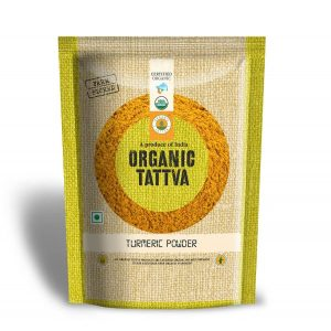 Organic Ground Spices
