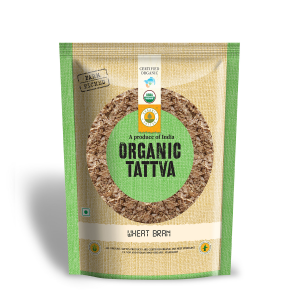 Buy Organic Wheat Bran