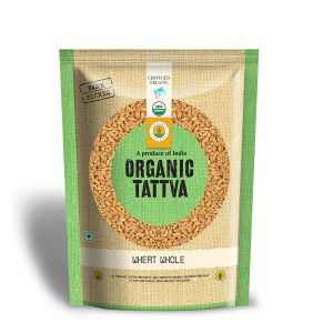 Buy Organic Wheat Whole (1kg)