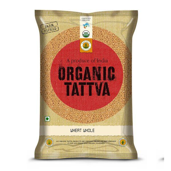 Organic Wheat Whole