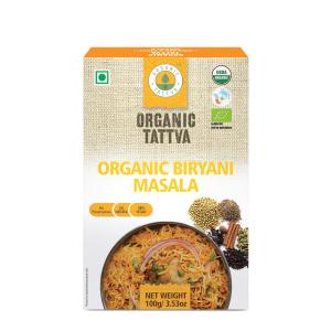 Buy Organic Masalas