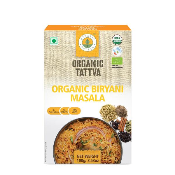Organic Biryani Masala