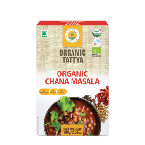 Organic Chana Masala Powder