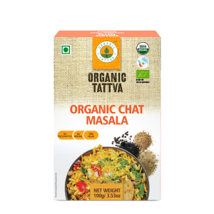 Organic Chat Masala
