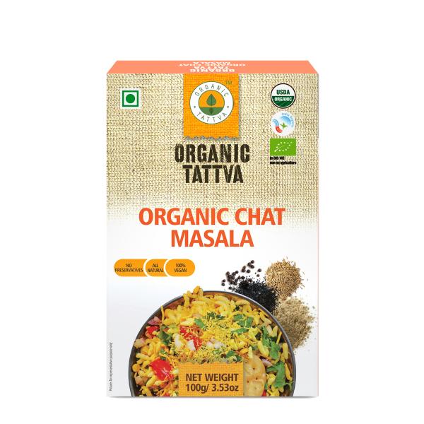 Organic Tattva's Chat Masala