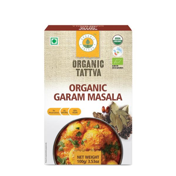 Organic Tattva's Garam Masala